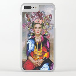 Prophetess Clear iPhone Case