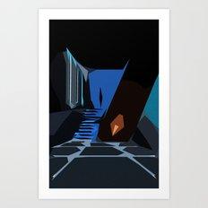 Noveria Art Print