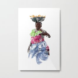 Exotic Colombian  Metal Print
