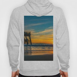 Sunset Splash Hoody