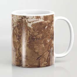 Dutch Farmhouse in Sunlight Coffee Mug