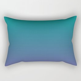 Bright Green Ultra Violet Gradient | Pantone Color of the year 2018 Rectangular Pillow