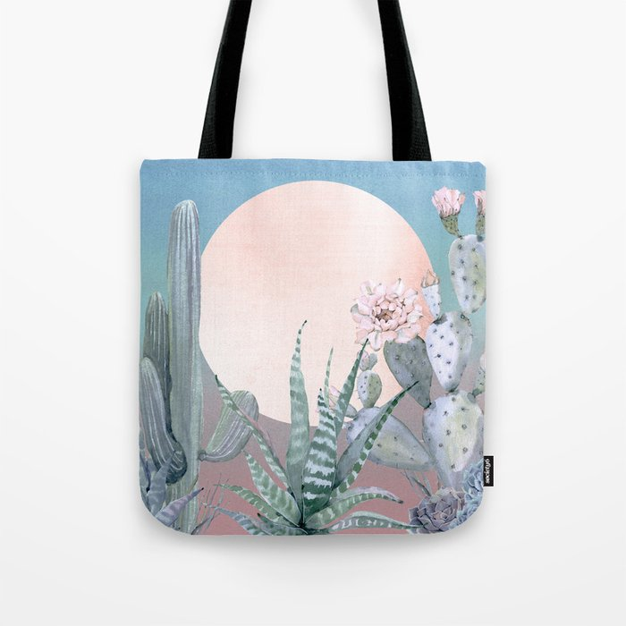 Desert Twilight by Nature Magick Tote Bag