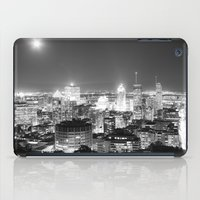 metropolis iPad Cases featuring Metropolis by Kristofferson Brice