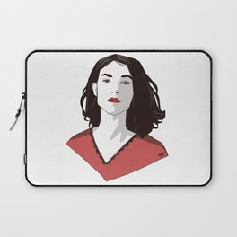 sunset doesn't last all evening Laptop Sleeve