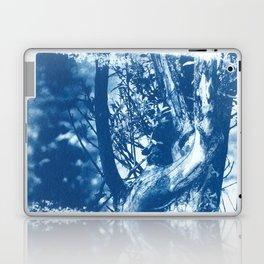 Histoire d'arbre, cyanotype. Laptop & iPad Skin