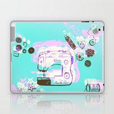 Sewing Station Maker Laptop & iPad Skin