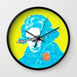 Ludwig van Beethoven 15 Wall Clock