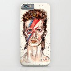 Bowie Inspired David Slim Case iPhone 6