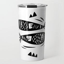Fish Power Travel Mug