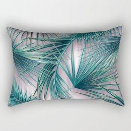 tropics vector Rectangular Pillow
