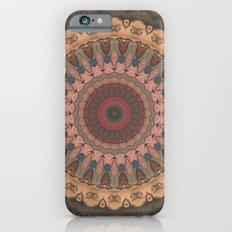 See No Evil Hear No Evil . . . Mandala Design Slim Case iPhone 6s
