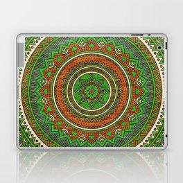 Hippie mandala 80 Laptop & iPad Skin