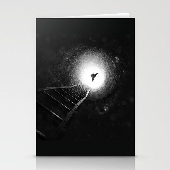 Light Redemption Stationery Cards