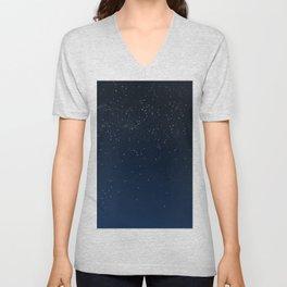 Stars in Space Unisex V-Neck