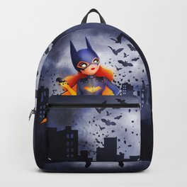 Batgirl Backpack