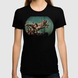 Languid Lizard T-shirt