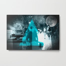Kosmos Metal Print