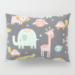 Animals Pillow Sham