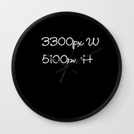 test Wall Clock