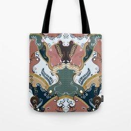 ss16 /// Handmade Arabesque I Tote Bag