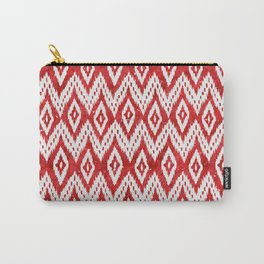Bohemian Christmas - Ruby Carry-All Pouch