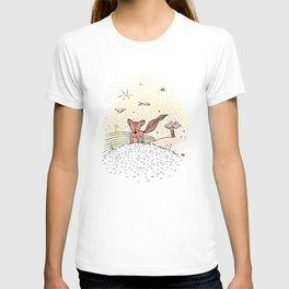 Little Prince Fox T-shirt
