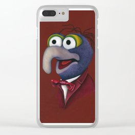 Weirdo Clear iPhone Case