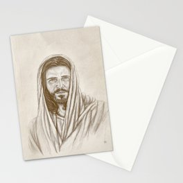 The Savior Stationery Cards
