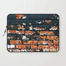 Old Painted Brick Laptop Sleeve