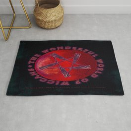 THE WONDERFUL WORLD OF WICCANS - 060 Rug