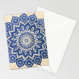 ókshirahm sky mandala Stationery Cards