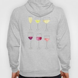 Wine Collection Hoody