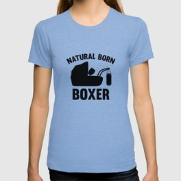 Natural Born Boxer T-shirt