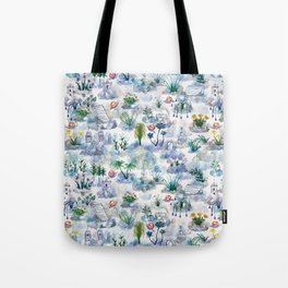 Immaculate Garden Tote Bag