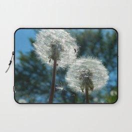 Dandelion Trees Laptop Sleeve
