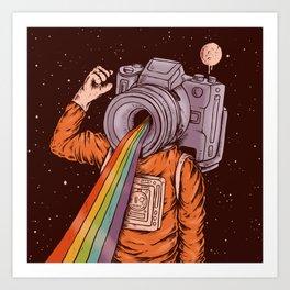Capturing Dreams Art Print