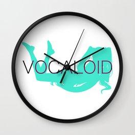 Vocaloid Inspired Shirt Wall Clock