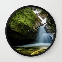 Uricanal Wall Clock