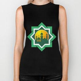 Symbol of Muslim Biker Tank