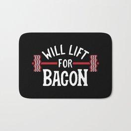 Will Lift For Bacon Bath Mat
