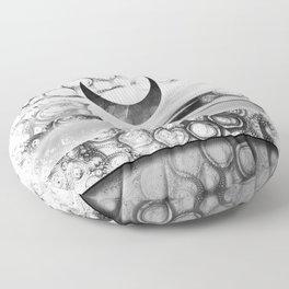 Osram Quicksilver, the Glimmermoon of the Ashanti Floor Pillow