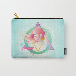 Zodiac Geometry :: Pisces Carry-All Pouch