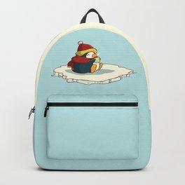 Happy penguin Backpack