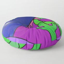 Southwest Stars Floor Pillow