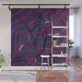 3D Futuristic GEO Lines XV Wall Mural