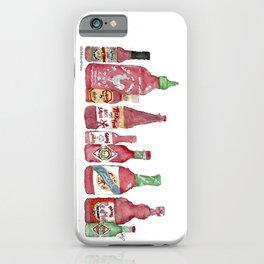 Hot Sauce iPhone Case