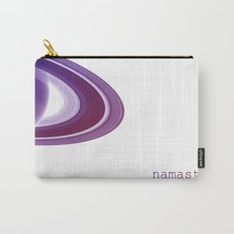 Lightworks ~ Namaste I Carry-All Pouch