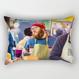 Cheese Please Rectangular Pillow