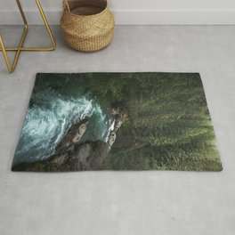 The Lost River - Pacific Northwest Rug